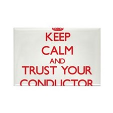 Keep Calm and trust your Conductor Magnets