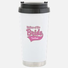 Mother of the Bride Stainless Steel Travel Mug