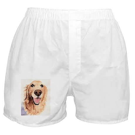 Golden Retriever Merchandise Boxer Shorts