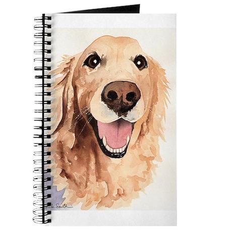 Golden Retriever Merchandise Journal