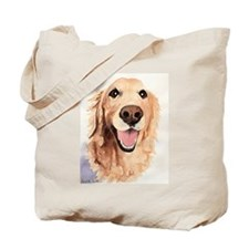 Golden Retriever Merchandise Tote Bag