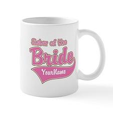 Sister of the Bride Mug
