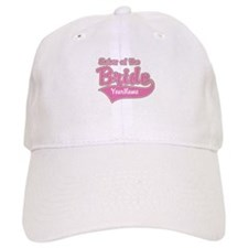 Sister of the Bride Baseball Cap