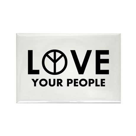 Love Your People Magnets
