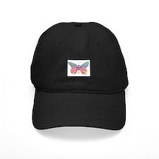 Butterfly Blogger Original Art Baseball Hat