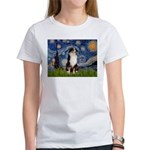 Starry - Tri Aussie Shep2 Women's T-Shirt