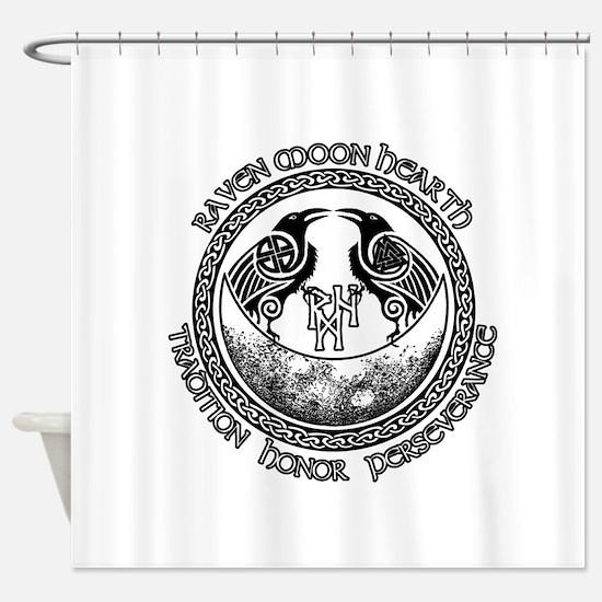 Rmh Tribal Logo Shower Curtain