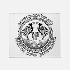 Rmh Tribal Logo Throw Blanket