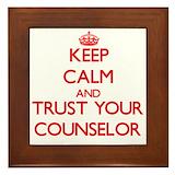 Counselor Framed Tiles