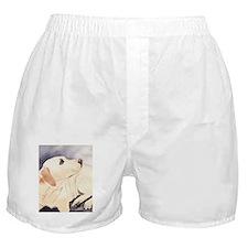Yellow Lab #1 Items Boxer Shorts