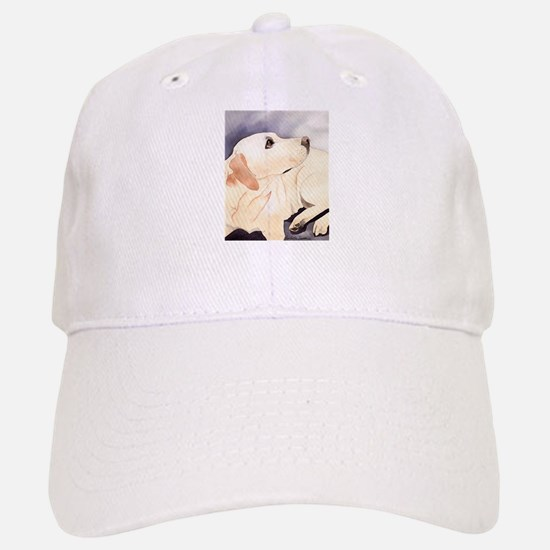 Yellow Lab #1 Items Baseball Baseball Cap