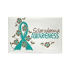Scleroderma Awareness 6 Rectangle Magnet