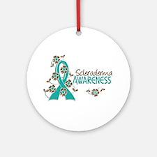 Scleroderma Awareness 6 Ornament (Round)