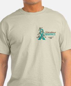 Scleroderma Awareness 6 T-Shirt