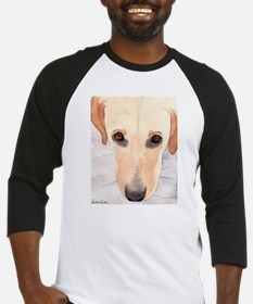 Yellow Lab #3 Stuff Baseball Jersey