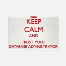 Keep Calm and trust your Database Administrator Ma