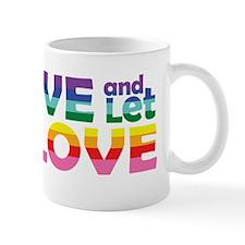 Live Let Love FL Mug