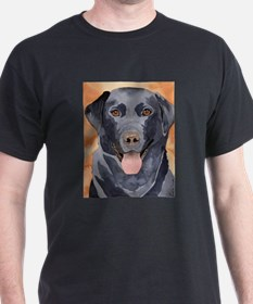 Black Lab #1 Stuff! T-Shirt