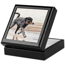 Black Lab #2 Merchandise! Keepsake Box