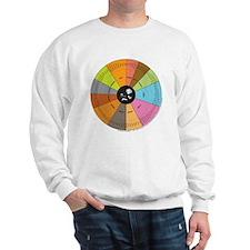 Whiskey Wheel Sweatshirt