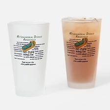 mito awarness facts.jpg Drinking Glass