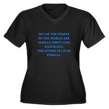 pinball Plus Size T-Shirt