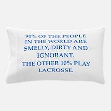 lacrosse Pillow Case
