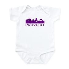 Provo Skyline Infant Bodysuit