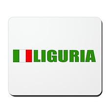 Liguria, Italy  Mousepad