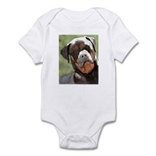 Rottweiler Gifts! Infant Bodysuit