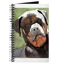 Rottweiler Gifts! Journal