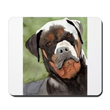 Rottweiler Gifts! Mousepad