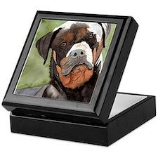 Rottweiler Gifts! Keepsake Box