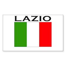 Lazio, Italy Rectangle Decal
