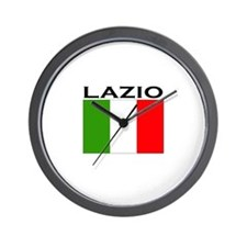 Lazio, Italy Wall Clock