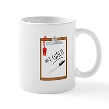 #1 COACH Mugs