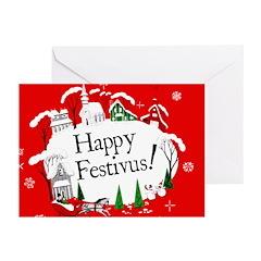 FESTIVUS™ Greeting Cards (Pk of 10)