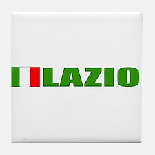 Lazio, Italy Tile Coaster