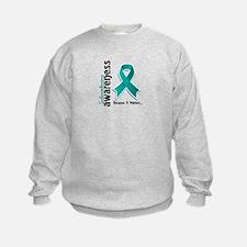 Scleroderma Awareness 5 Sweatshirt