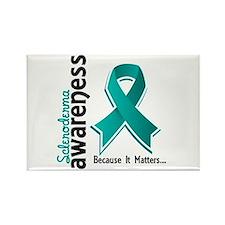 Scleroderma Awareness 5 Rectangle Magnet