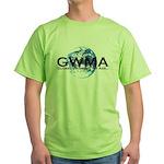 Global Warming, My Ass! Green T-Shirt