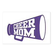 Cheer Mom Postcards (Package of 8)