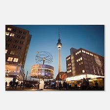 berlin alexanderplatz Postcards (Package of 8)
