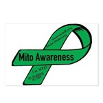 Mito Ribbon.png Postcards (package Of 8)