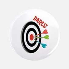 "Darts 3.5"" Button"