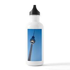 berlin fernsehturm Water Bottle