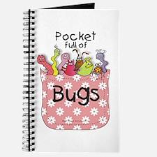 Pocket Full of Bugs! #4 Journal