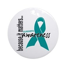 Scleroderma Awareness 1 Ornament (Round)