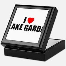 I Love Lake Garda, Italy Keepsake Box