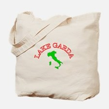Lake Garda, Italy Tote Bag